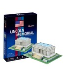 Puzzle 3D Lincoln Memeorial -