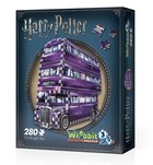 Wrebbit Harry Potter The Knight Bus 3D -