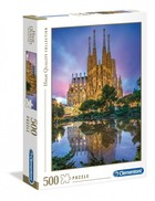 Clementoni Puzzle High Quality Collection - Barcelona -