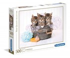 Clementoni Puzzle High Quality Kittens and Soap -