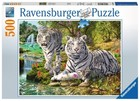 Ravensburger Puzzle Białe tugrysy -