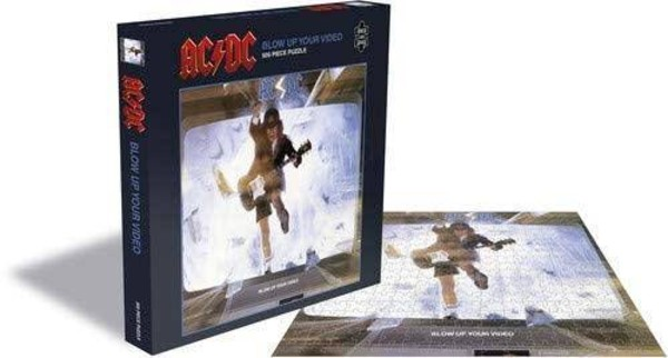 Puzzle Blow Up Your Video, AC/DC 500 elementów