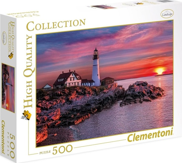Clementoni High Quality Collection Portland Head Light