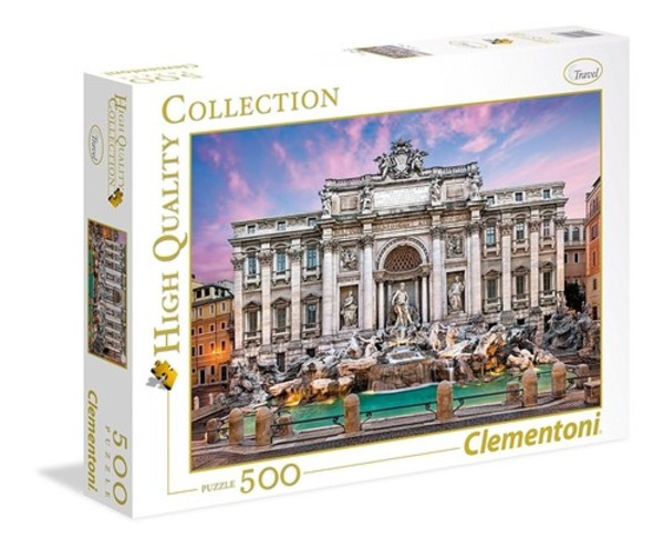 Clementoni High Quality Collection Trevi Fountain