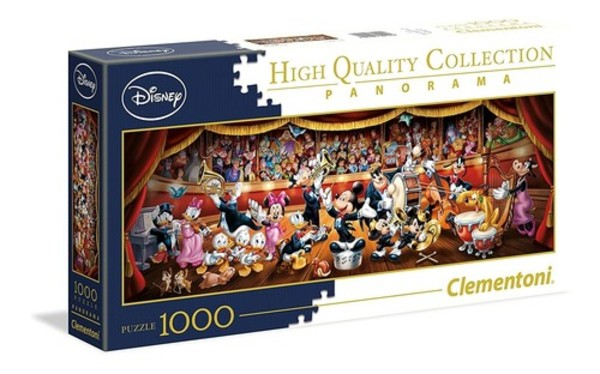 Clementoni High Quality Collection Panorama Myszka Mickey