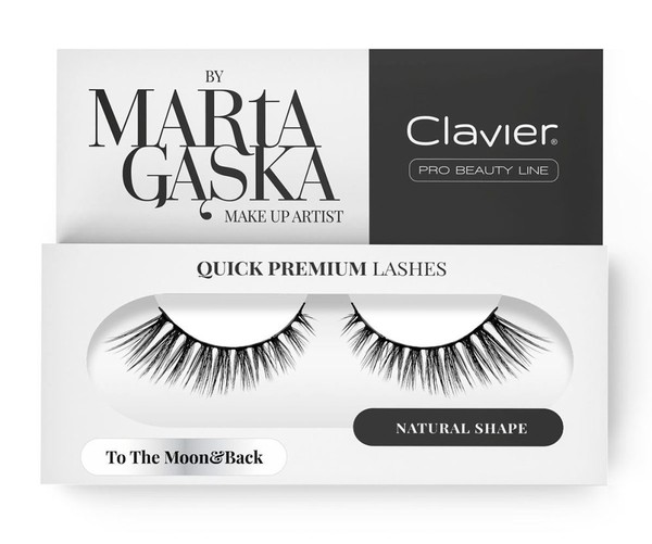 Quick Premium Lashes To The Moon & Back 801 Rzęsy na pasku