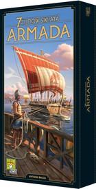 Rebel Gra 7 Cudów Świata Dodatek: Armada (Nowa Edycja)