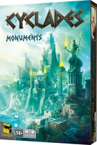 Rebel Gra Cyklady - Monuments (Wydanie międzynarodowe)