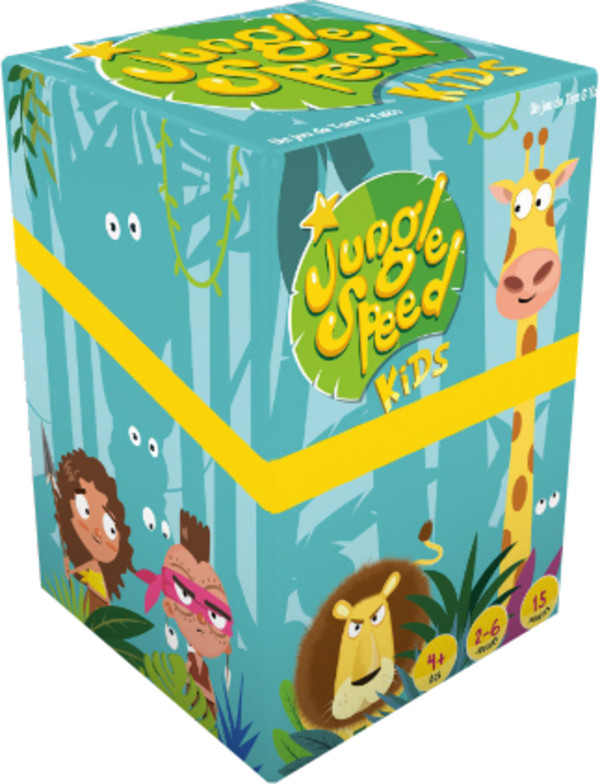 Rebel Gra Jungle Speed Kids