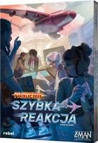 Rebel Gra Pandemic: Szybka reakcja