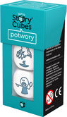 Rebel Gra Story Cubes: Potwory -