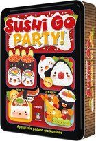 Rebel Gra Sushi Go Party!