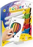 Gra Szybkie kolory - Zestaw dodatkowy 1