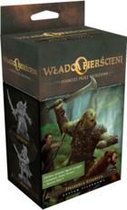 Rebel Gra Władca Pierścieni: Podróże przez Śródziemie - Złoczyńcy z Eriadoru (uszkodzone pudełko)