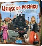 Rebel Gra Wsiąść do Pociągu - Polska