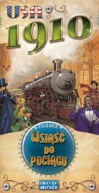 Rebel Gra Wsiąść do Pociągu: USA 1910