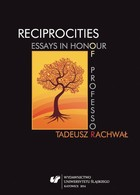 Reciprocities: Essays in Honour of Professor Tadeusz Rachwał - 10 On Uselessness - pdf