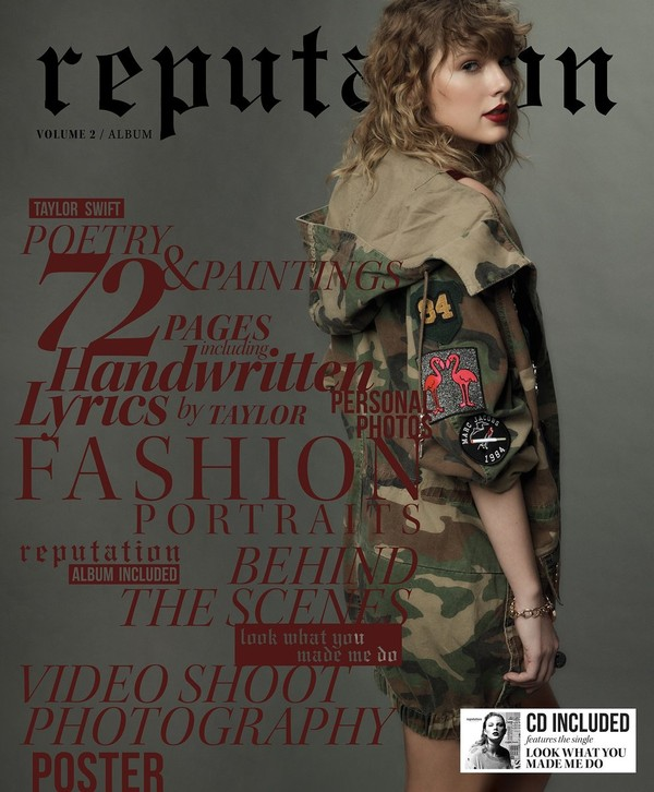 Reputation (Special Edition) Vol. 2