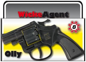 Rewolwer Olly Agent 8-shot 127mm