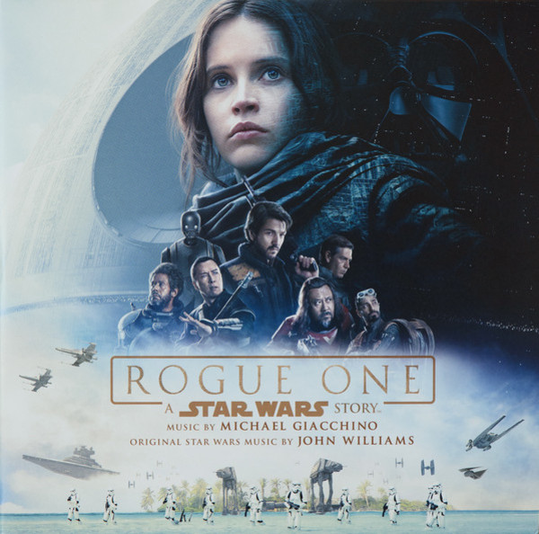 Rogue One: A Star Wars Story (OST) (vinyl)