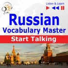 Russian Vocabulary Master: Start Talking (30 Topics at Elementary Level: A1-A2 – Listen & Learn) - mp3