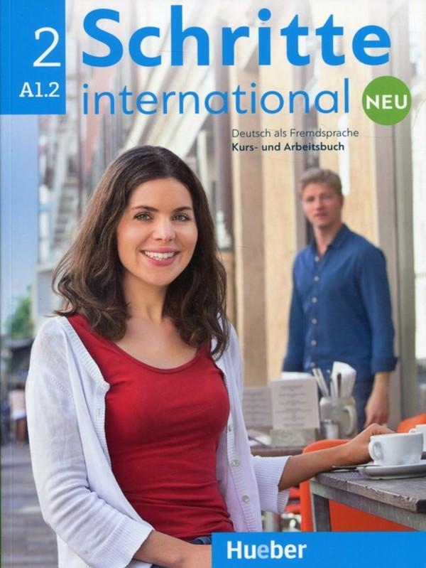 schritte international neu 2 podręcznik i ćwiczenia