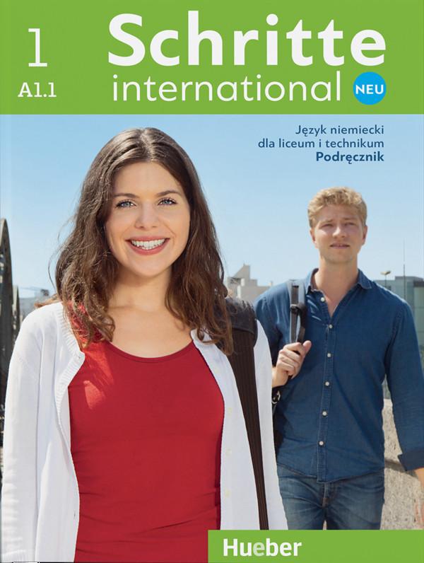 schritte international neu 1 podręcznik zeszyt ćwiczeń