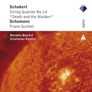 Schubert: String Quartet No. 14 / Schumann: Piano Quintet