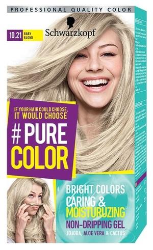 Schwarzkopf Pure Color Nr 1021 Baby Blond Drogeria W Gandalfcompl