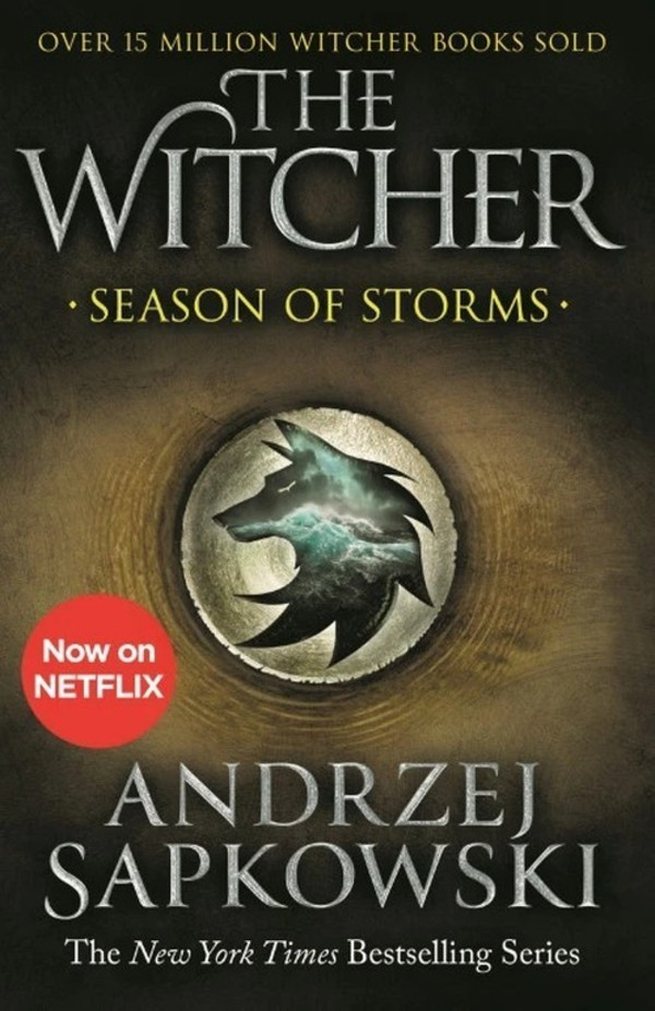 Season of Storms The Witcher