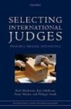 Selecting International Judges