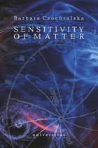 Sensitivity of Matter - epub, pdf - Barbara Czochralska