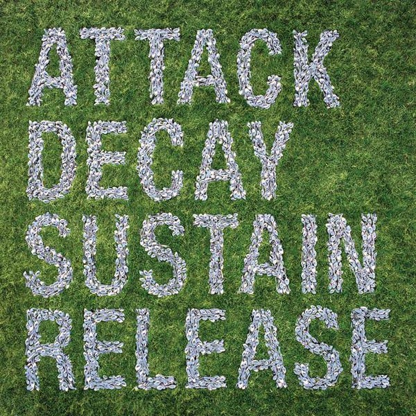 Attack Decay Sustain Release (vinyl)