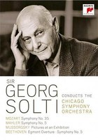 Sir Georg Solti Conducts The Chicago Symphony Orchestra - Chicago Symphony Orchestra