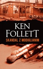 Skandal z Modiglianim - mobi, epub - Ken Follett
