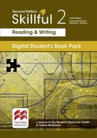 Skillful 2nd edition 2. Reading & Writing. Student`s Book Prodręcznik