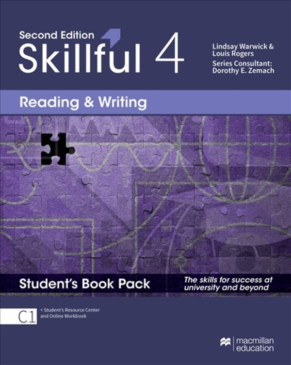 Skillful 4 Reading & Writing Student`s Book Pack Second Edition