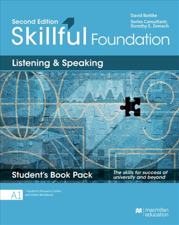 Skillful Fundation Listening & Speaking Student`s Book Pack Second Edition