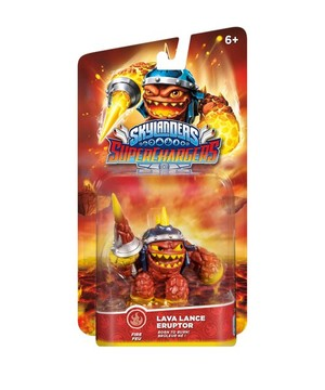 Skylanders Superchargers Figurka Lava Lance Eruptor (PS3, PS4, Xbox 360, Xbox One)