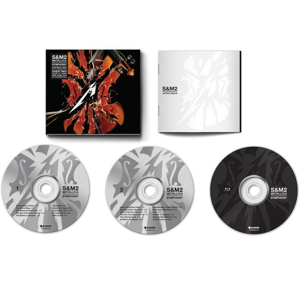 S&M2 (CD + Blu-ray) (Deluxe Edition)