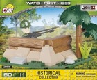Cobi Small Army Watch Post 1939 posterunek obserwacyjny