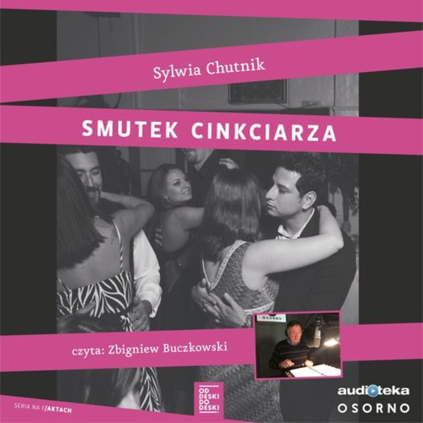 Smutek cinkciarza Audiobook CD Audio