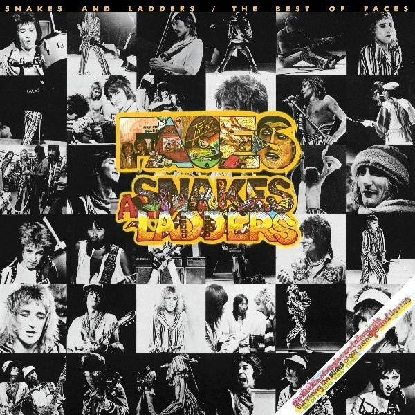 Snakes And Ladders: The Best Of Faces (vinyl)