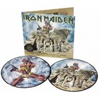 Somewhere Back In Time. The Best Of 1980 - 1989 (vinyl) - Iron Maiden