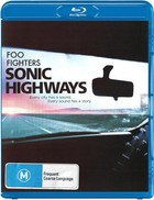 Sonic Highways (Blu-Ray) - Foo Fighters