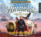 Spirit Animals Upadek Bestii Tom 4 Ognista Fala Książka audio CD - Jonathan Auxier