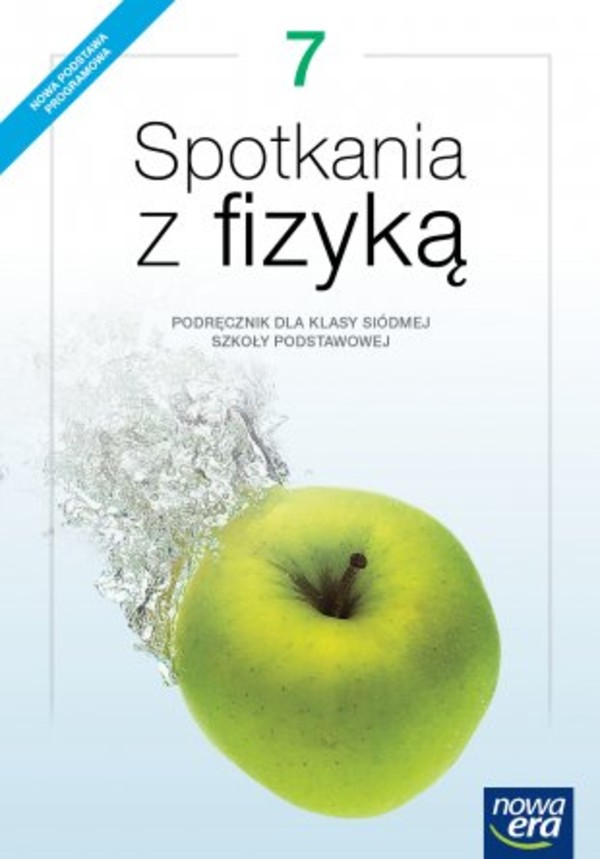 fizyka klasa 7 podręcznik nowa era