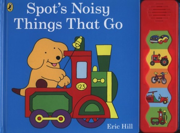 Spots Noisy Things That Go
