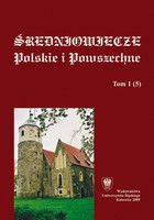 Średniowiecze Polskie i Powszechne. T. 1 (5) - 02 The Baptism of the Bones of the Princes Oleg and Yaropolk, (On the Interpretation of the Chronicle Entry of 1044) - pdf