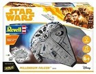 Star Wars Millenium Falcon Build & Play -